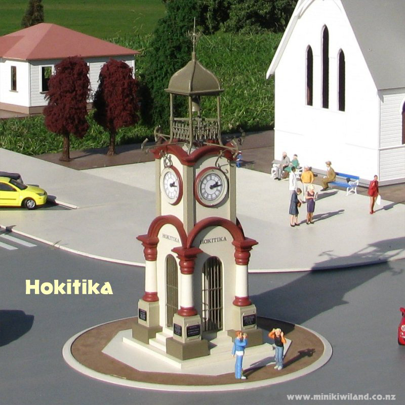 Hokitika Clock Tower