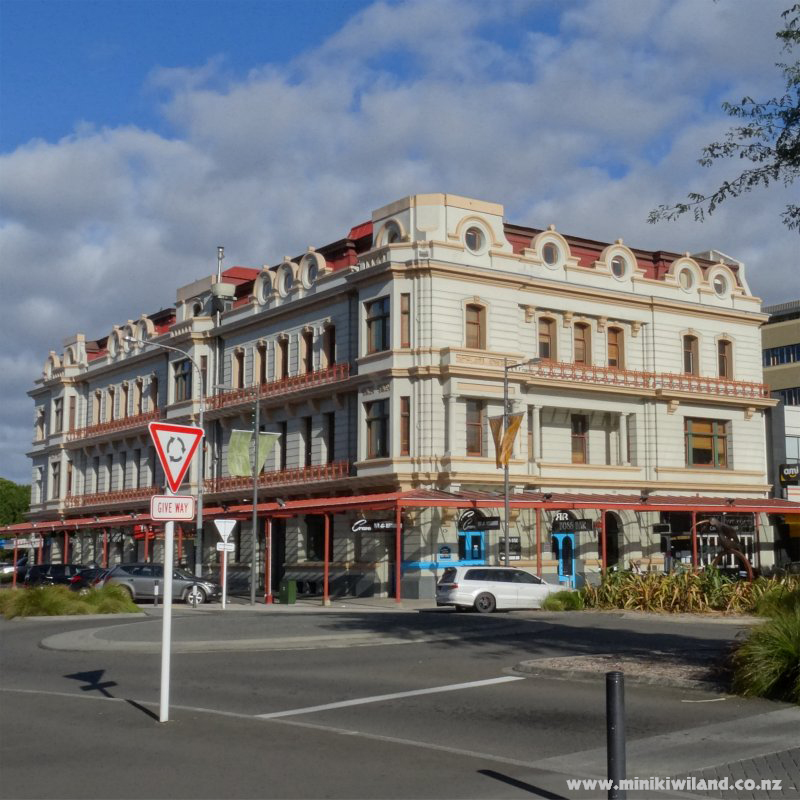 Grand Hotel In Palmerston North